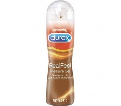 DUREX LUBRICANTE REAL FEEL 50ML