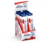 etixx energy gel - ginseng & guarana 12 bolsas
