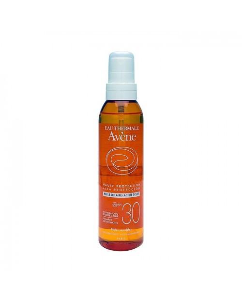 Avene Aceite Solar SPF30 200ml